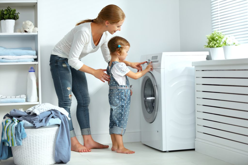 Keep Your Washing Machine in a Healthy Condition with Effective Tips