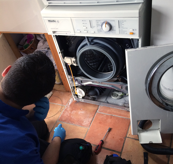 Enjoy Professional Washing Machine Repair Services In East London